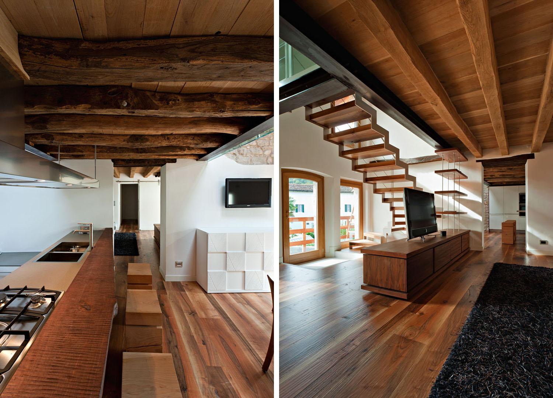 Interior design rustico a pordenone graphosds for Siti di interior design