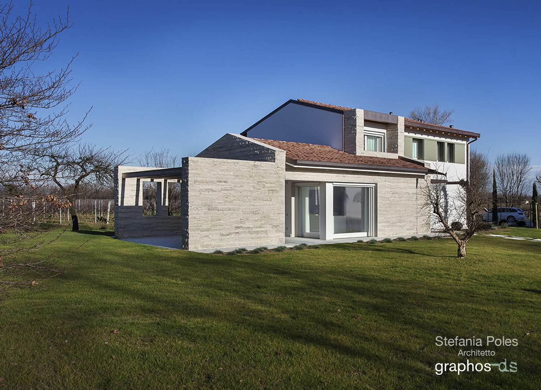 Architettura la casa in campagna graphosds - Ristrutturazione casa campagna ...