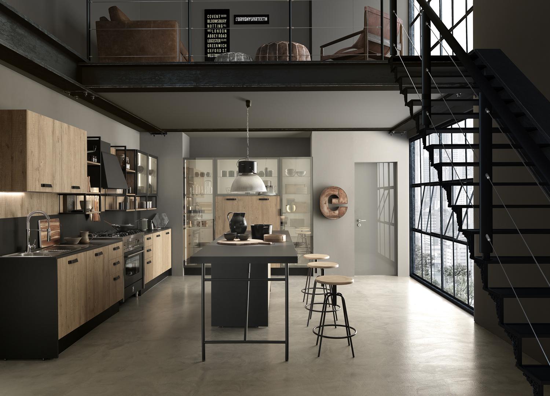 Cucine di design industrial design cucine graphosds - Cucine di design ...